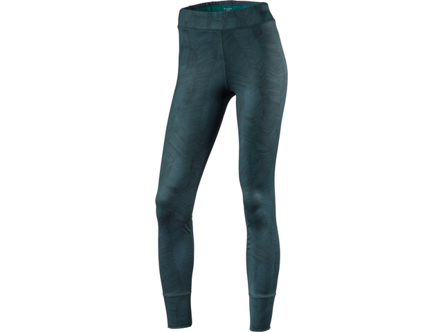 Houdini Cobra Tights Dam graphic green